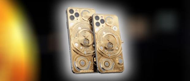 Phiên bản iPhone 12 có tên kêu nhất và giá chát nhất: Pro Victory Pure Gold hơn 500 triệu đồng - Ảnh 1.