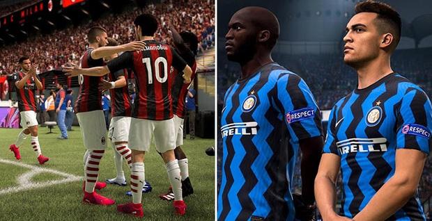 Cuộc chiến độc quyền giữa FIFA và PES tiếp tục bùng nổ, lần này là những ông lớn của bóng đá Ý - Ảnh 2.