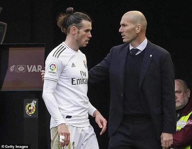 Trước trận cầu sinh tử, Bao tải tiền 100 triệu euro của Real Madrid xin HLV... gạt mình ra khỏi đội hình - Ảnh 1.