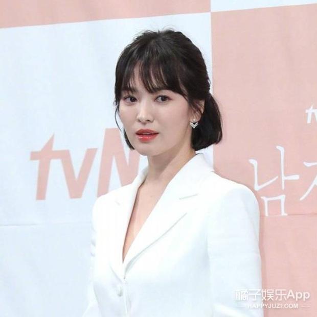 Song Hye Kyo bị truyền thông Trung khui liên hoàn phốt: Thái độ khó chịu, yêu sách, coi thường nghệ sĩ khác ra mặt? - Ảnh 2.