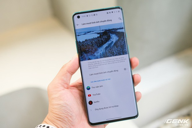 Cận cảnh OnePlus 8 Pro: Thiết kế đẹp, trang bị Snapdragon 865, màn hình 120 Hz chạy cùng độ phân giải QHD+, camera có filter Photochrom rất hay - Ảnh 16.