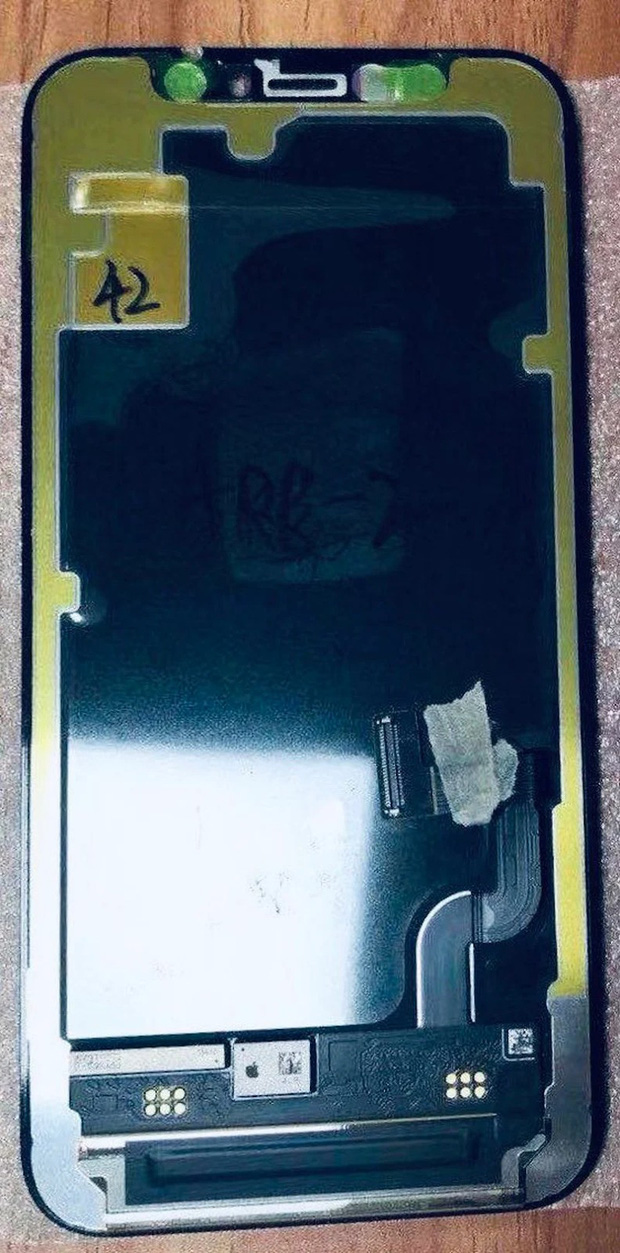 Rò rỉ màn hình iPhone 12 với thiết kế mới - Ảnh 3.