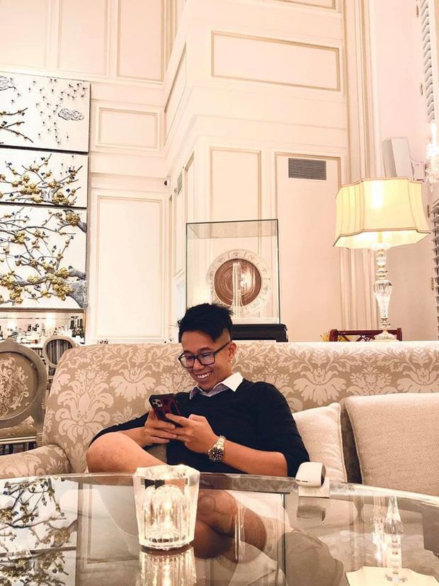 Hoa mắt với cuộc sống sang chảnh, gia tài tiền tỷ của CEO Singapore vừa thành đôi với Hương Giang tại Người ấy là ai! - Ảnh 8.
