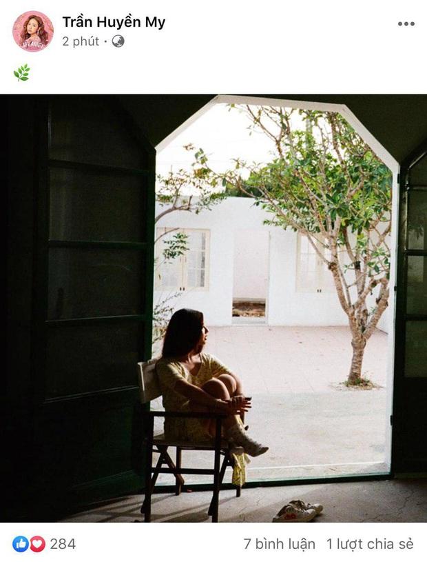 Sau 4 ngày bị lộ clip riêng tư, Amee có chia sẻ đầu tiên trên mạng xã hội - Ảnh 2.
