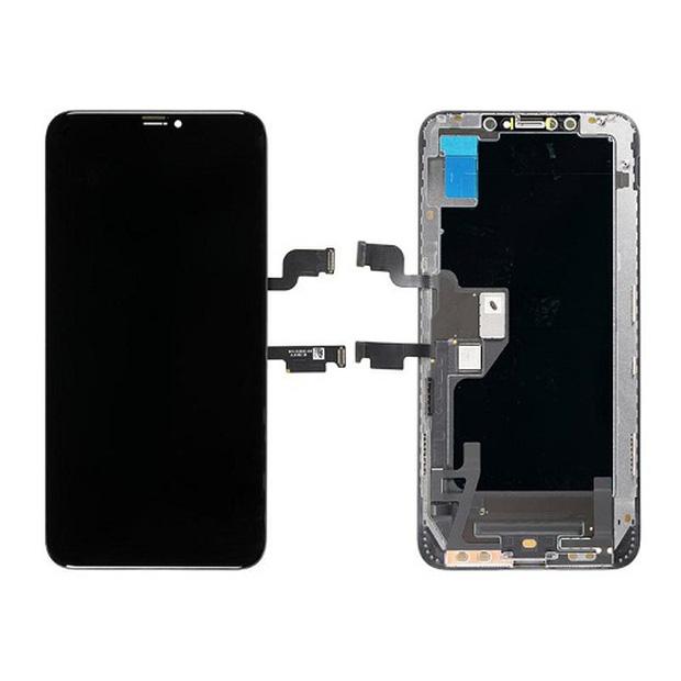 Rò rỉ màn hình iPhone 12 với thiết kế mới - Ảnh 1.