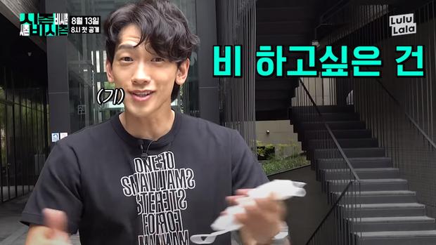 Bi Rain hùng hổ lột khẩu trang, từ chối thẳng thừng khi fan gợi ý mời Kim Tae Hee xuất hiện chung trên truyền hình - Ảnh 5.