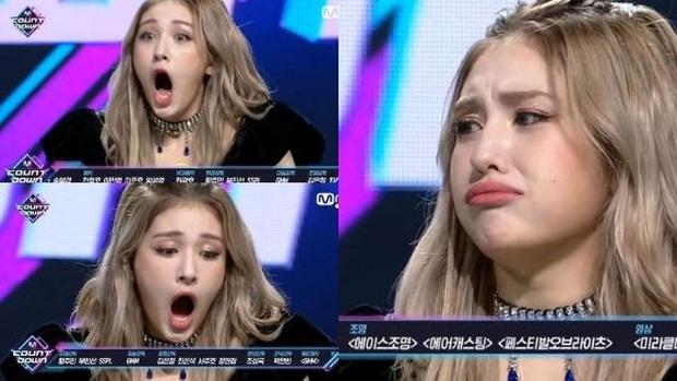 Soi sân khấu encore đầy hỗn độn của Somi: Hát live câu được câu chăng, lại còn mượn trò né tránh để khỏi phải hát nốt cao? - Ảnh 3.