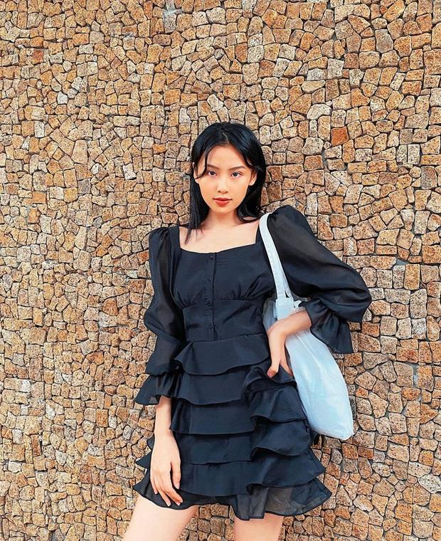 Váy đen không chỉ sang mà còn che nhược điểm body tài tình, nàng nào muốn lên đời style thì nên sắm ngay - Ảnh 17.