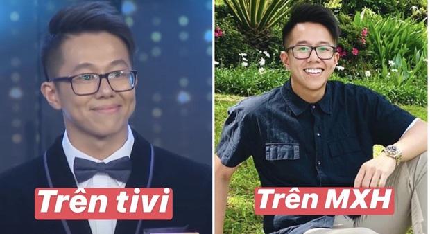 CEO cực phẩm Matt Liu khi lên TV và ngoài đời: Phong độ cân đẹp mọi khung hình, nể mắt nhìn của Hương Giang  - Ảnh 1.