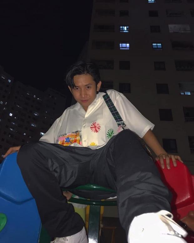Nam rapper giật 4 nón vàng Rap Việt: Từng là khách mời của Bảo Thy trong The Remix, tạo nên câu rap viral cho hit của AMEE - Ảnh 11.