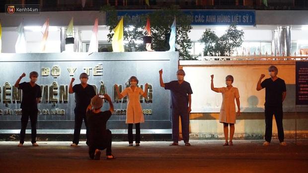 0h ngày 8/8: Bệnh viện C Đà Nẵng chính thức kết thúc phong tỏa - Ảnh 8.