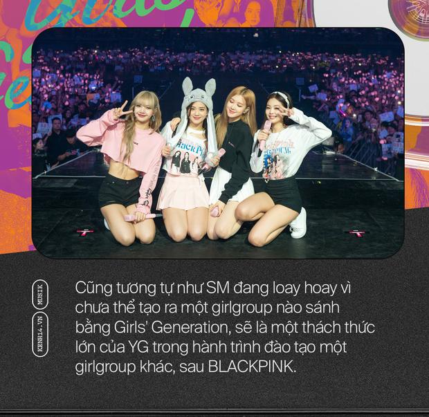 Sự chuyển giao thời đại từ Girls Generation đến BLACKPINK: 2 cái tên cân bằng sức nặng cho phái nữ tại đấu trường Kpop - Ảnh 7.