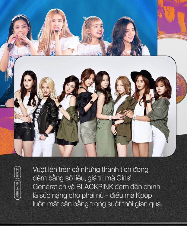 Sự chuyển giao thời đại từ Girls Generation đến BLACKPINK: 2 cái tên cân bằng sức nặng cho phái nữ tại đấu trường Kpop - Ảnh 8.