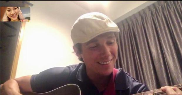 HOT: MC Hoàng Oanh chính thức xác nhận hạ sinh quý tử khi ông xã Tây vẫn mắc kẹt ở Singapore - Ảnh 4.