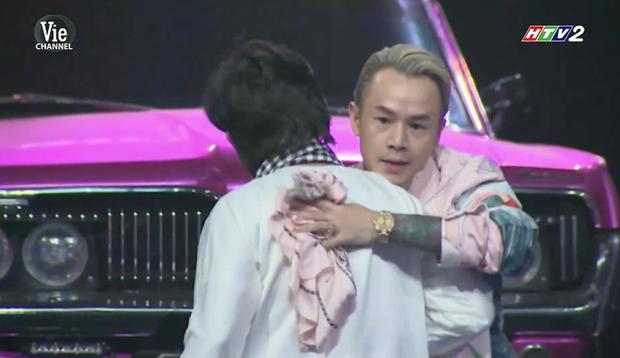 Nam rapper giật 4 nón vàng Rap Việt: Từng là khách mời của Bảo Thy trong The Remix, tạo nên câu rap viral cho hit của AMEE - Ảnh 5.