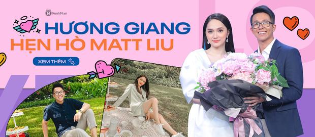 Đúng như tin đồn, Hương Giang chính thức trao hoa cho CEO Matt Liu ở Người ấy là ai! - Ảnh 6.