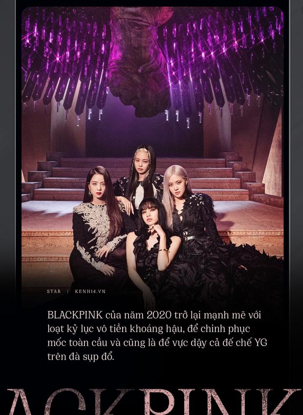 4 năm làm nên kỳ tích của cả châu Á BLACKPINK: Đằng sau bộ váy công chúa dát vàng ẩn giấu một đôi giày vải sờn rách - Ảnh 14.