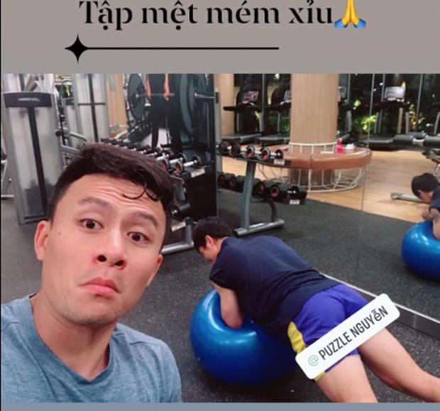Chuyện buồn của Võ Huy Toàn: Không thể về Đà Nẵng vào ngày đầy tháng của con trai vì dịch bệnh - Ảnh 2.