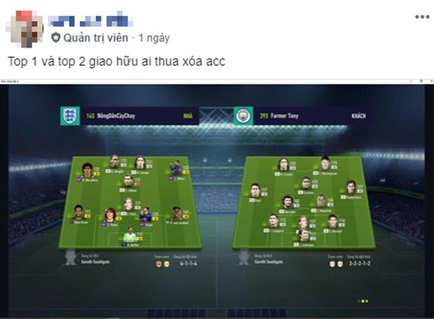 FIFA Online 4: Hai đại gia sở hữu đội hình khủng nhất game đối đầu trong kèo solo xóa acc - Ảnh 1.