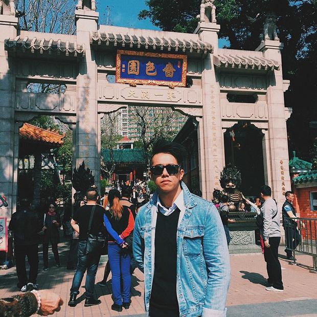 Matt Liu trên Instagram toàn khoe ảnh đi chơi một mình, fan Hương Giang liền lên tiếng: Chị em cũng mê du lịch lắm đó anh rể ơi! - Ảnh 5.
