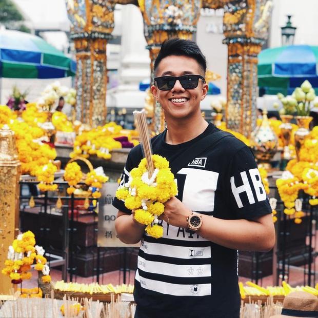 Matt Liu trên Instagram toàn khoe ảnh đi chơi một mình, fan Hương Giang liền lên tiếng: Chị em cũng mê du lịch lắm đó anh rể ơi! - Ảnh 8.