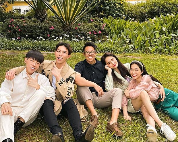 CEO cực phẩm Matt Liu khi lên TV và ngoài đời: Phong độ cân đẹp mọi khung hình, nể mắt nhìn của Hương Giang  - Ảnh 6.