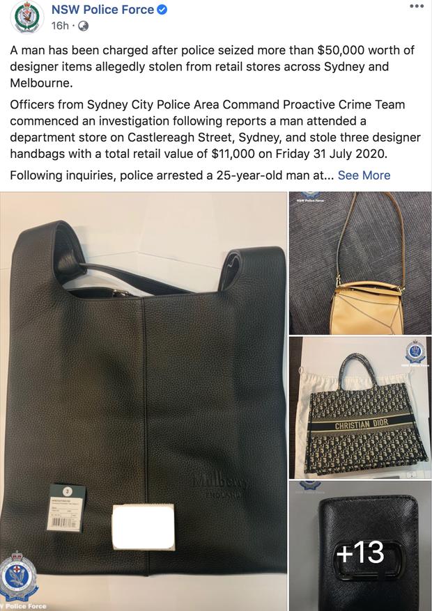 Fashion influencer Việt bị bắt tại Úc vì trộm số hàng hiệu hơn 800 triệu VNĐ, hóa ra là người từng bị bóc phốt ầm ĩ 3 năm trước - Ảnh 5.