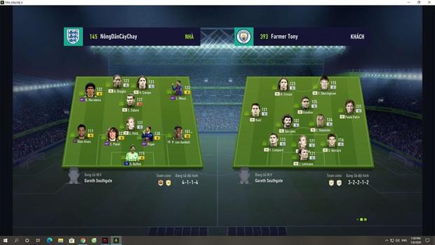 FIFA Online 4: Hai đại gia sở hữu đội hình khủng nhất game đối đầu trong kèo solo xóa acc - Ảnh 2.