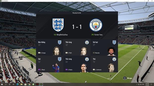 FIFA Online 4: Hai đại gia sở hữu đội hình khủng nhất game đối đầu trong kèo solo xóa acc - Ảnh 3.