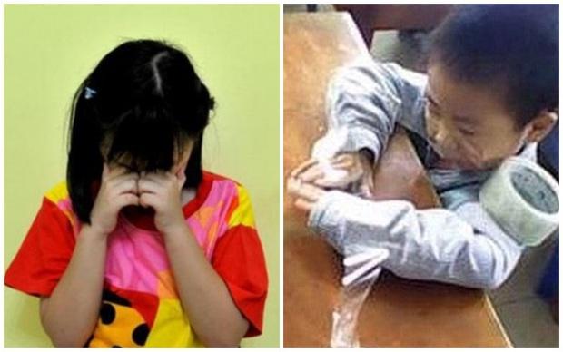 Singapore: Giáo viên trường mầm non bị tố bắt học sinh ăn bãi nôn của mình, dán băng keo vào miệng để các em không nói chuyện - Ảnh 1.