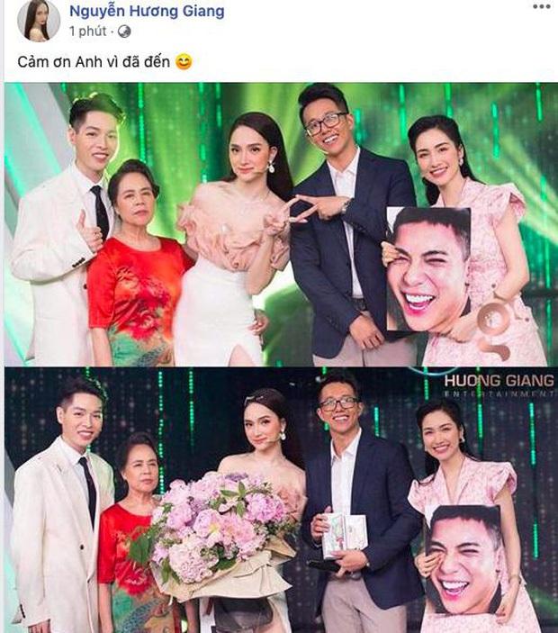 Tiểu tam Karen Nguyễn chúc mừng Hương Giang thành đôi, nhưng netizen liền lo sợ kịch bản giật bồ lặp lại - Ảnh 2.
