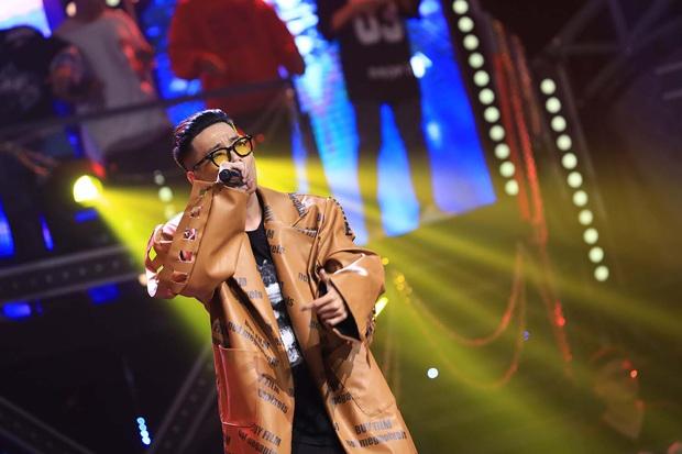 Với hơn nửa triệu lượt view, tập 2 Rap Việt là show thực tế có lượng người xem cùng lúc cao nhất Việt Nam mọi thời đại! - Ảnh 12.