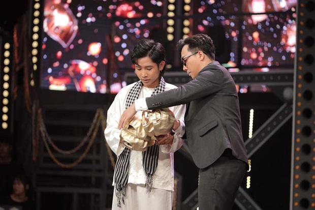 Tóc Tiên hé lộ ông xã Touliver là người hát đoạn mở đầu đầy ma mị trong Bắc Kim Thang của Ricky Star - Ảnh 3.