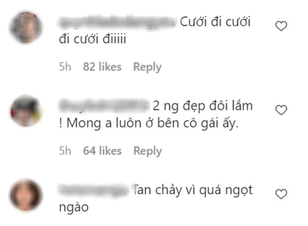Dân mạng gửi gắm Hương Giang cho Matt Liu: Anh phải làm cho chị em mãi hạnh phúc đó nha - Ảnh 4.