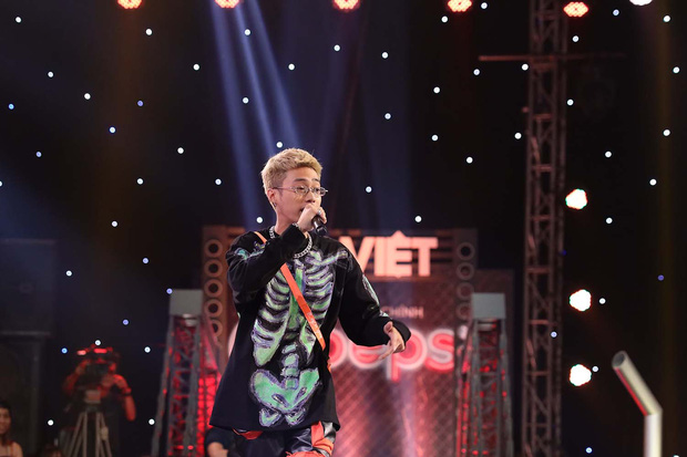Với hơn nửa triệu lượt view, tập 2 Rap Việt là show thực tế có lượng người xem cùng lúc cao nhất Việt Nam mọi thời đại! - Ảnh 14.