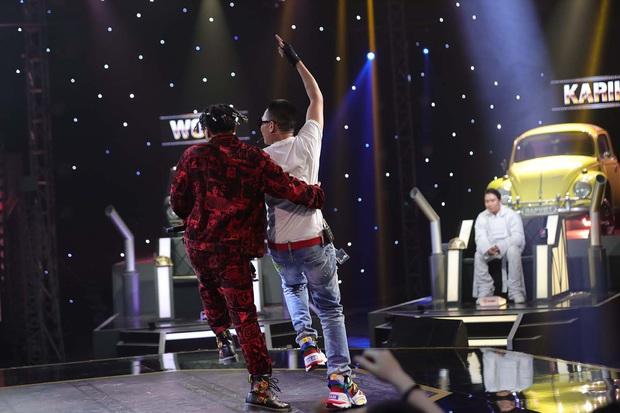 Với hơn nửa triệu lượt view, tập 2 Rap Việt là show thực tế có lượng người xem cùng lúc cao nhất Việt Nam mọi thời đại! - Ảnh 9.