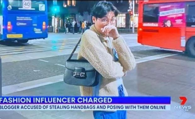 Fashion influencer Việt bị bắt tại Úc vì trộm số hàng hiệu hơn 800 triệu VNĐ, hóa ra là người từng bị bóc phốt ầm ĩ 3 năm trước - Ảnh 2.