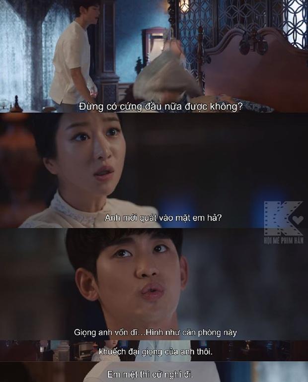 5 lần tự vả vì crush của Kim Soo Hyun ở Điên Thì Có Sao, phim vừa hết là liêm sỉ anh cũng rớt sạch! - Ảnh 9.