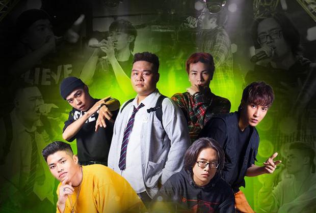King Of Rap đang có sức hút từ dàn rapper nữ đáng gờm, đây là điều mà Rap Việt vẫn thiếu dù gây sốt sau 2 tập - Ảnh 2.