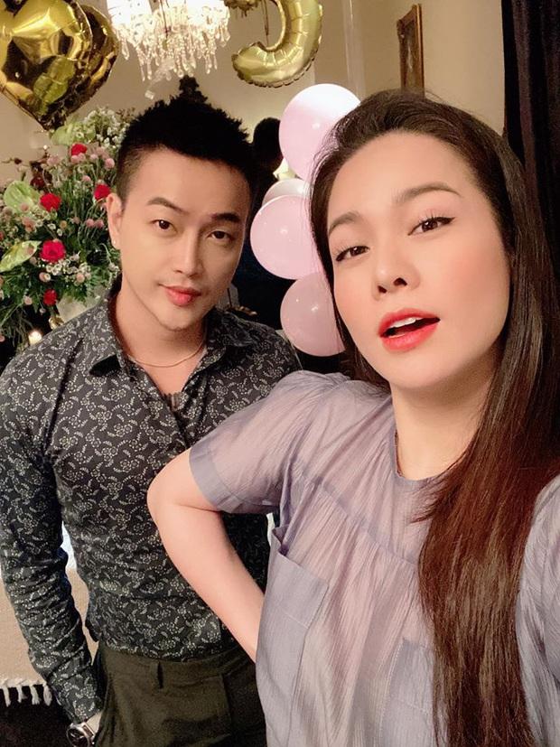 Hậu ồn ào tình ái, Nhật Kim Anh đăng khoảnh khắc thân thiết và tiết lộ tình trạng hiện tại với TiTi (HKT) - Ảnh 2.