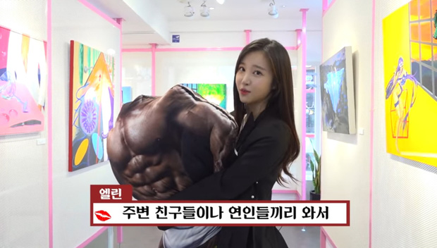 Nữ idol Kpop gây sốc khi công khai clip mua sắm tại cửa hàng đồ chơi 18+, còn tiêu hết gần chục triệu - Ảnh 10.