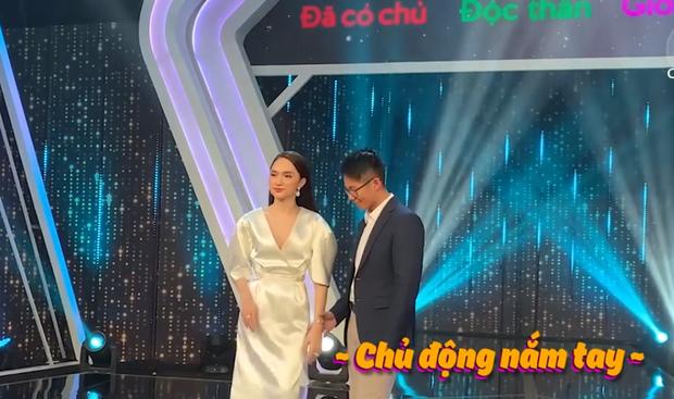 Clip: Matt Liu nắm tay Hương Giang không rời, kiên nhẫn chờ ở hậu trường Người ấy là ai - Ảnh 6.