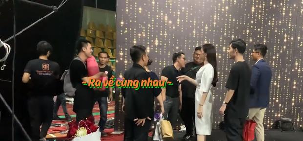 Clip: Matt Liu nắm tay Hương Giang không rời, kiên nhẫn chờ ở hậu trường Người ấy là ai - Ảnh 8.