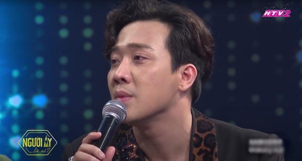 Trấn Thành nghẹn ngào kể chuyện con cái với Hari Won trên sóng truyền hình: Gia đình là để yêu thương, không phải để lựa chọn - Ảnh 3.