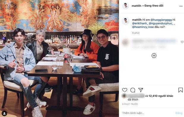 Matt Liu ngày càng thân với hội bạn của nhà gái Hương Giang, chắc suất anh rể nhỉ! - Ảnh 7.