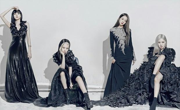 30 girlgroup Kpop hot nhất hiện nay: TWICE đáng lo ngại, BLACKPINK ra sao trước sự bứt phá của Red Velvet, (G)I-DLE? - Ảnh 2.