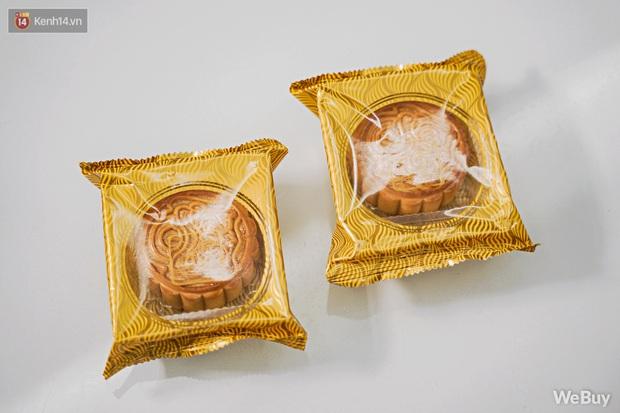 Ăn thử bánh Trung thu nhân mochi đường đen Made in Vietnam: Vỏ thân quen, ruột là lạ, ngon thật nhưng đặc sắc thì chưa - Ảnh 3.