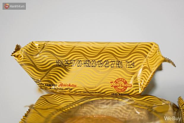 Ăn thử bánh Trung thu nhân mochi đường đen Made in Vietnam: Vỏ thân quen, ruột là lạ, ngon thật nhưng đặc sắc thì chưa - Ảnh 4.