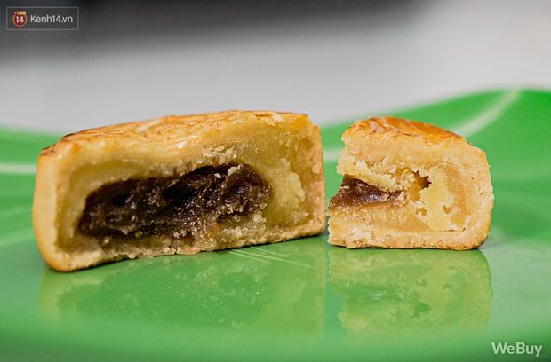 Ăn thử bánh Trung thu nhân mochi đường đen Made in Vietnam: Vỏ thân quen, ruột là lạ, ngon thật nhưng đặc sắc thì chưa - Ảnh 8.
