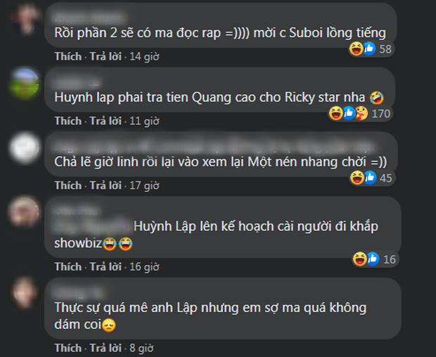 Ricky Star nhờ cày phim ma Huỳnh Lập mà quẩy ra hit Bắc Kim Thang phá đảo Rap Việt - Ảnh 13.